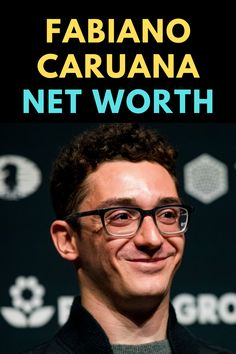 Fabiano Caruana is an American-Italian chess player. Find out the net worth of Fabiano Caruana.