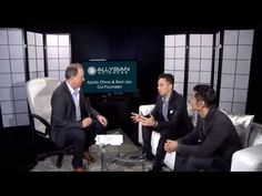 Interview Apolo Ohno and Rod Jao on Allysian Sciences