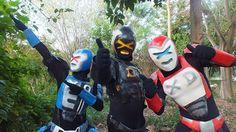 Robô de Resgate xd é um tokusatsu nacional produzido pela hero factory Brazil.