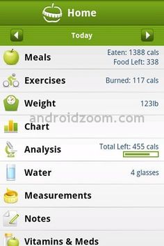 best calorie tracker app iphone