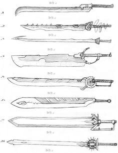 Drwon Swords