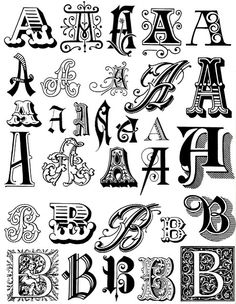 Alphabet 2 | This image is free to use in your creative work… | Flickr