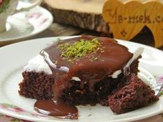 Ağlayan Pasta – Pratik yemekler – The Most Practical and Easy Recipes Chocolate Pudding Cake, Cocoa Cake, Recipe For 6 People, How To Make Chocolate, Special Recipes, Cooking Time, Cake Recipes, Yummy Food, Baking