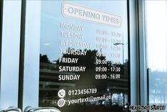 Import From China, Small Font, Business Signs, Store Hours, Retail Shop, Door Signs, Windows And Doors, Making Out, No Response