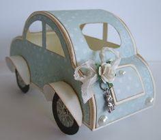 Cam-Cams scrappehjørne: Bil til en liten gutt