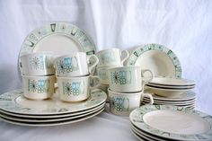 Taylor Smith and Taylor Dishes
