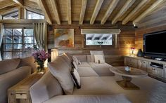 Chalet Design Ideas   30 Rustic Chalet Interior Design Ideas