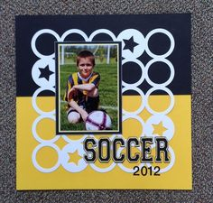 sports layout soccer