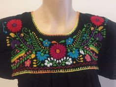 VINTAGE MATYO HUNGARIAN EMBROIDERY BLOUSE  | eBay
