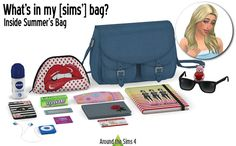 Sims 4 CC's - The Best: What's in my Sims bag? by Around the Sims 4