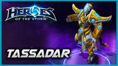 ► HEROES OF THE STORM | TASSADAR Gameplay | Ep2 | Español
