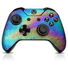 Controller Gear Oil Slick Xbox One Controller Skin  Officially Licensed by Xbox ** You can get more details by clicking on the image.Note:It is affiliate link to Amazon.