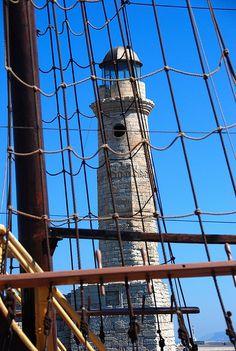 *Lighthouse - Rethymnon, Crete