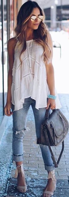 summer outfits with cardigans best outfits - Sommer Kleider Ideen Fall Fashion Outfits, Fall Fashion Trends, Boho Fashion, Autumn Fashion, Casual Outfits, Fashion Looks, Womens Fashion, Short Outfits, Fashion Photo