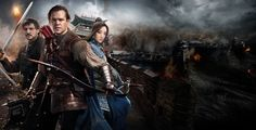 5000x2549 HDQ Images the great wall