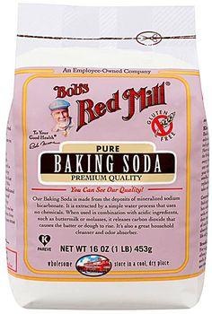 Bob's Red Mill Pure Baking Soda Gluten Free
