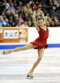Elena Radionova③(SP at #SkateAmerica14 -産経フォト)