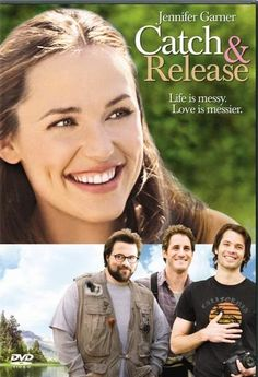 Catch and Release Starring-Jennifer Garner, Timothy Olyphant, Kevin Smith, Sam Jaeger and Juliette Lewis. I loved this movie Jennifer Garner, Jen Garner, Timothy Olyphant, Love Movie, Movie Tv, Movie List, Thriller, Bon Film, Movies Worth Watching