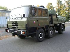 Camper Trailers, Campers, Bus Coach, Trucks, Czech Republic, Motor Car, Military Vehicles, Cars Motorcycles, Rat Rods