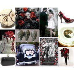 Theme Thursday: Zombie Wedding