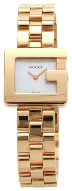 Gucci Watches - Shop designer fashion at Tradesy and save 70% off or more on fashion accessories. Gucci Watches For Men, Gold Watches, Gucci Accessories, Vintage Gucci, Square Watch, Box Design, Pink And Gold, Shells, Quartz