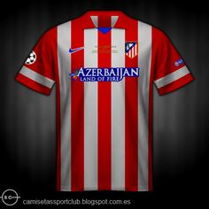 Camiseta final champions league 2013/14