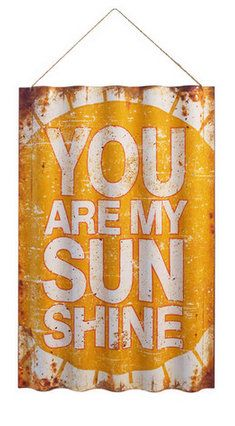 Taylor Crawford this is for u:  You Are My Sunshine