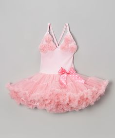 Look at this Wenchoice Pink Bow Skirted Leotard - Infant, Toddler & Girls on today! My Little Girl, Little Princess, Little Girl Dresses, Girls Dresses, National Pink Day, Bow Skirt, Ballet Clothes, Infant Toddler, Toddler Girls