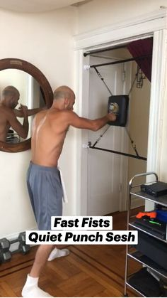 Gym Workouts For Men, Workout Plan For Men, Gym Workout Videos, Gym Workout For Beginners, Boxing Training Workout, Over 50 Fitness, Martial Arts Workout, Sport, No Equipment Workout