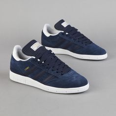 Adidas Busenitz Dark Indigo / Dark Indigo / Running White