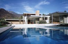 Palm Springs Modernist Architecture | Trendland: Fashion Blog & Trend Magazine