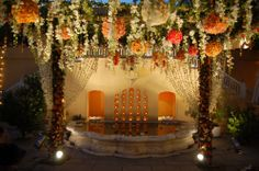 Orange Indian Wedding Ideas - Wed Me Good