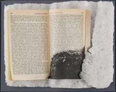 Matthew Barney, Ancient Evenings: Khaibit Libretto: Detail View