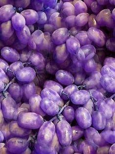 Purple grapes image by stayy_gold on Photobucket Purple Fruit, Purple Food, Purple Lilac, Fuchsia, Shades Of Purple, Deep Purple, Purple Colors, Bright Purple, Rainbow Colors