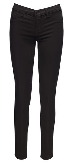 J Brand 485 Mid Rise Super Skinny in Black / Manage Products / Catalog / Magento Admin