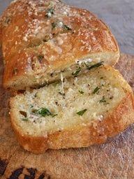 The Perfect Garlic Bread