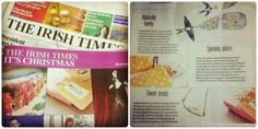 YouOrganic Skincare Featured in The Irish Times Christmas Gift Guide