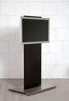 pied tv tv meuble tv roulettes
