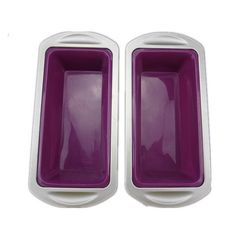 Hight Grade Silicone Cake Mould Rectangle Shape DIY Toast Mold Teflon Iron Pots Kitchen Bakeware Tool Random Color. Yesterday's price: US $10.99 (9.15 EUR). Today's price: US $9.89 (8.18 EUR). Discount: 10%.