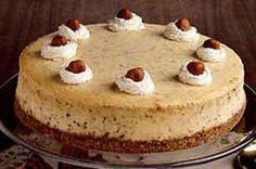 Hazelnut Cheesecake recipe