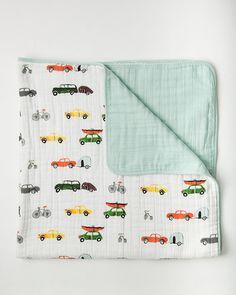 Cotton Quilt - Traffic Jam
