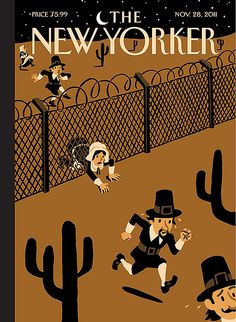 New Yorker Cover – Christoph Niemann (http://www.christophniemann.com/portfolio/nyercover/)