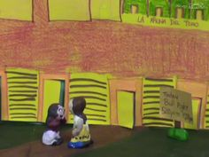 A true story about a girl's first experience at a bull fight in El Salvador. Claymation