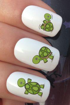12 Tips/Sheet Irregular Triangle Pattern Nail Vinyls Nail Art Manicure Stencil Stickers # 23528 Stencil Stickers, Nail Art Stickers, Nail Decals, Baby Tortoise, Tortoise Turtle, Turtle Nails, Designed Nails, Nail Art Set, Ombre Nail