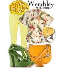 Wembley, created by lalakay on Polyvore #disney #muppets