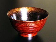 Lacquer for Rice Bowl - Yoshita Kashou Studio