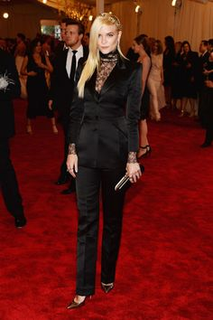 The Met Gala 2013: The Best of the Red Carpet - Jaime King