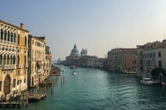 WHAT IT WAS LIKE WANDERING IN DESERTED VENICE