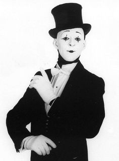 French Mime Makeup   mime image search results