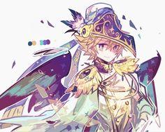 Klepht (@sara8612tw) | Twitter 喜歡的推文 Comic Character, Game Character, Character Design, Maplestory 2, Fantasy Male, Anime Guys, Game Art, Anime Characters, Chibi